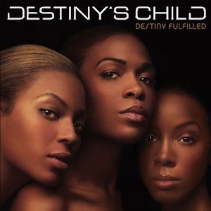 Destinys Child Destiny Fulfilled