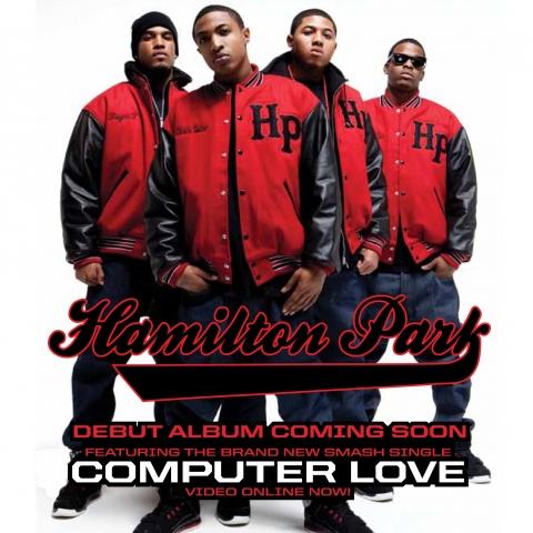 Hamilton Park Computer Love