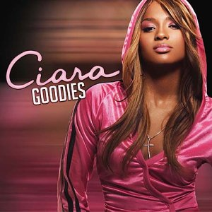 Ciara Goodies Album Cover