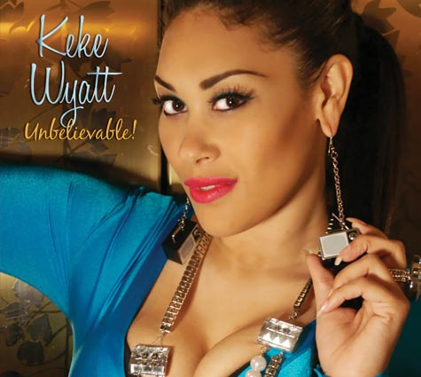 Keke Wyatt Unbelievable Album Cover