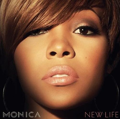 Monica New Life Album Cover