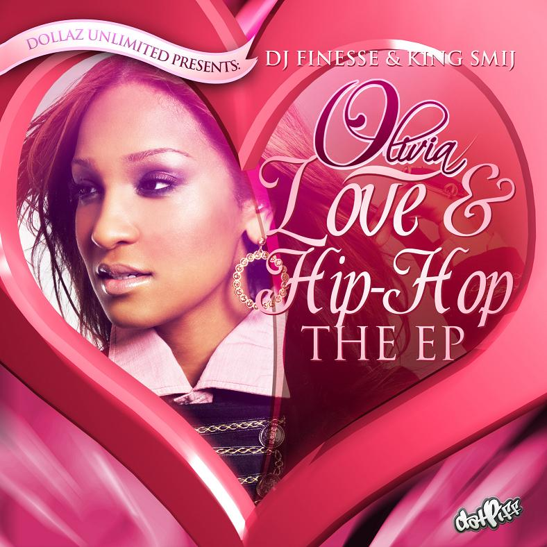 "New ep olivia ""love hip hop"""