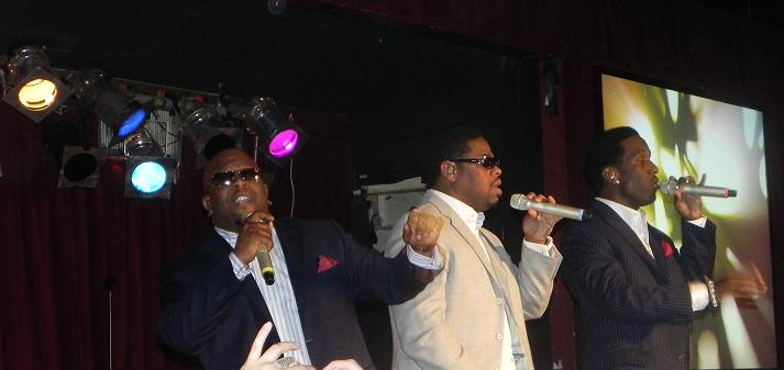Event Recap: Boyz II Men Live at BB King's in NYC 3/10/11