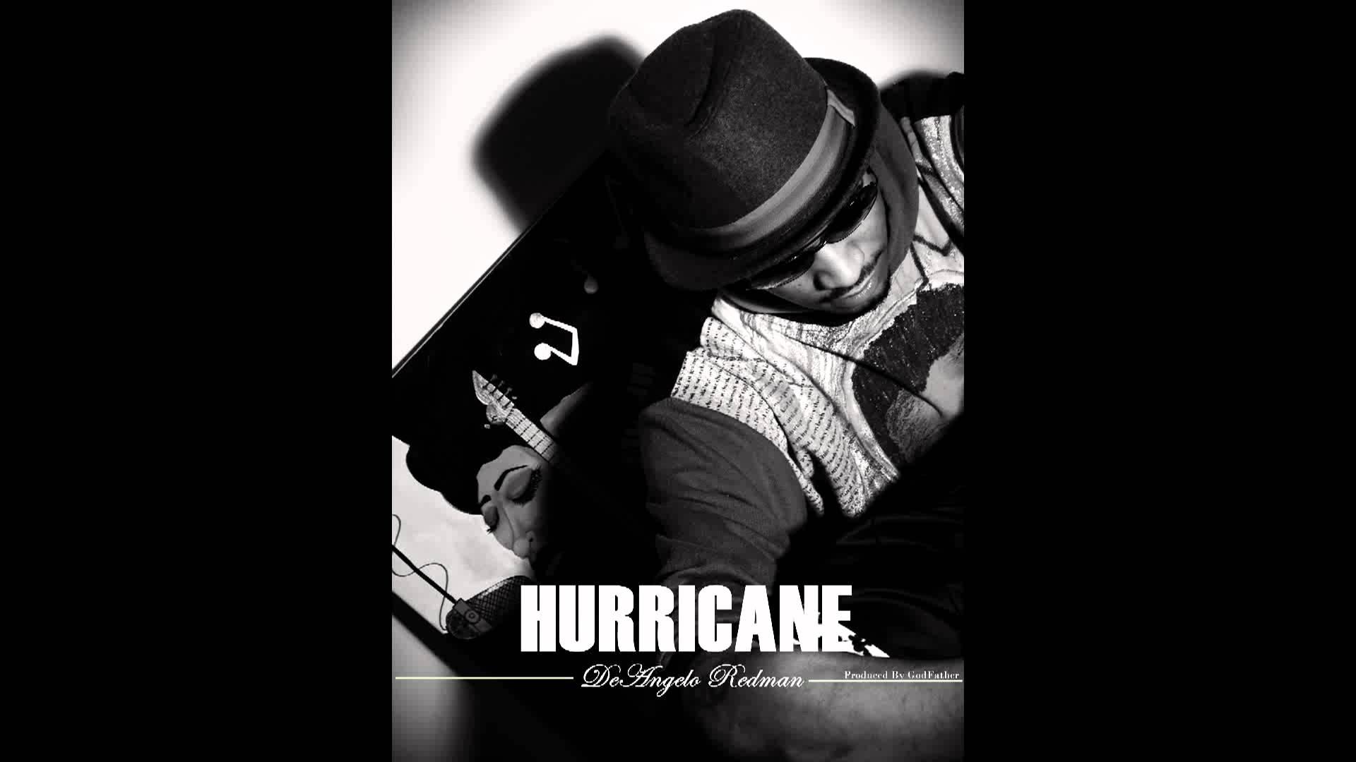 DeAngelo Redman Hurricane