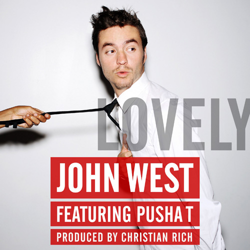 "John West ""Lovely"" featuring Pusha T (Video)"