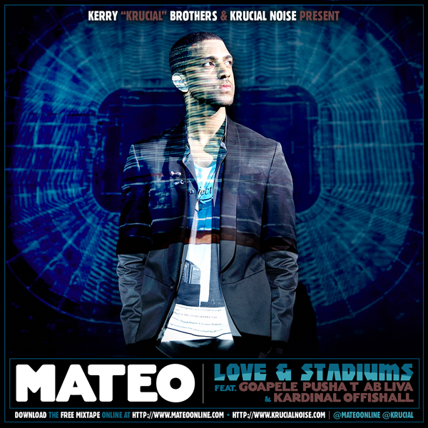 "New Mixtape: Mateo ""Love & Stadiums"""