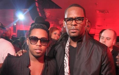 "New Music: Bobby V. ""Words"" featuring R. Kelly (Remix)"