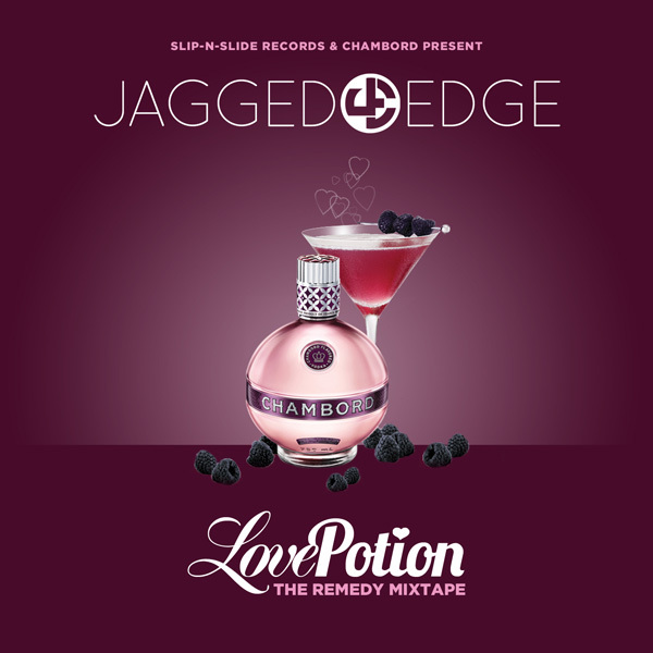 Jagged Edge Love Potion The Remedy Mixtape