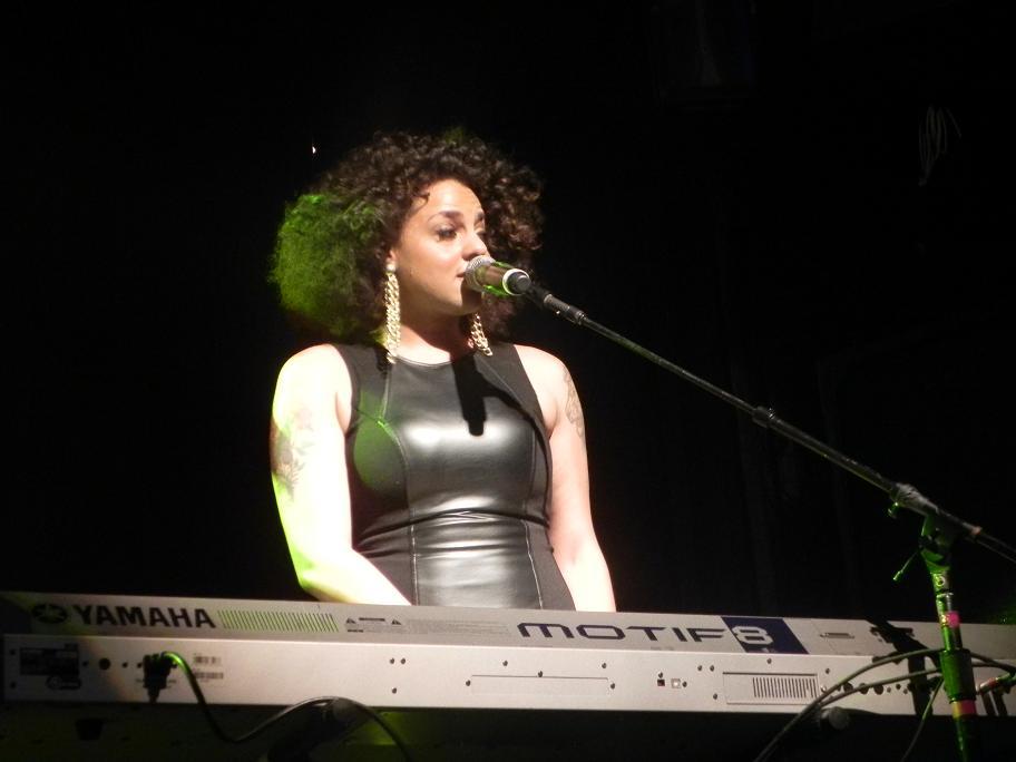 Marsha Ambrosius BET Music Matters Irving Plaza April 2011