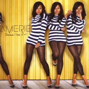 Amerie Because I Love It Album Cover