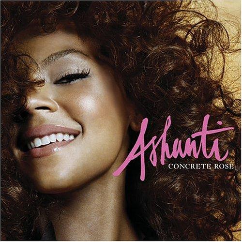 Ashanti Concrete Rose Album Cover