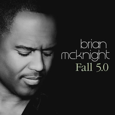 Brian McKnight Fall 5.0 Single Cover