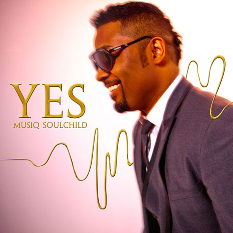 "Musiq Soulchild ""Yes"" (Lyric Video)"