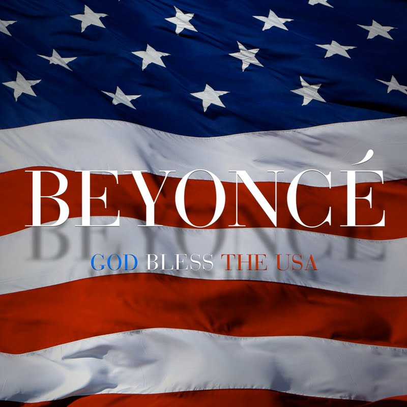 Beyonce God Bless the USA
