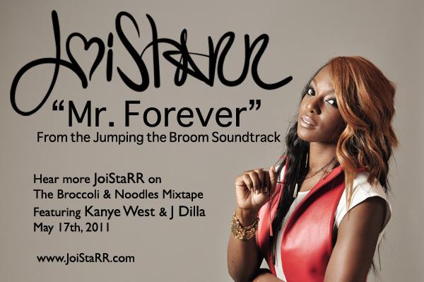 JoiStarr Mr Forever