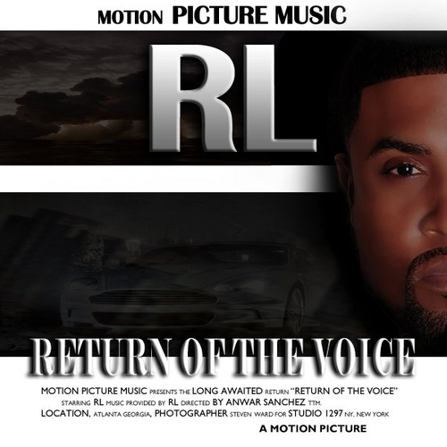 RL Return of the Voice Mixtape Cover