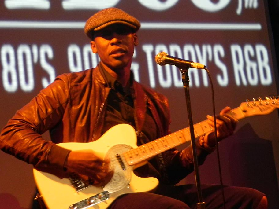 New Music: Raphael Saadiq – RayRay 94th Show Me