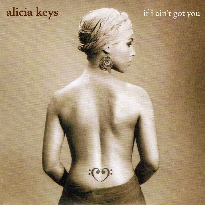 "Rare Gem: Alicia Keys ""If I Ain't Got You"" (Kanye West Remix) (Alternate Version)"