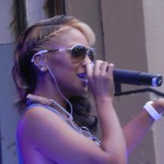 Olivia Live Central Park Summerstage June 2011
