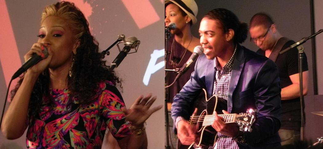 Event Recap & Pictures: Olivia & Rudy Currence Perform Live at the Apple Store in SoHo NYC 6/22/11