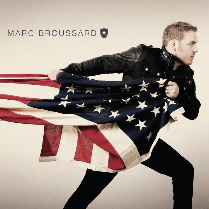 Marc Broussard Album Cover