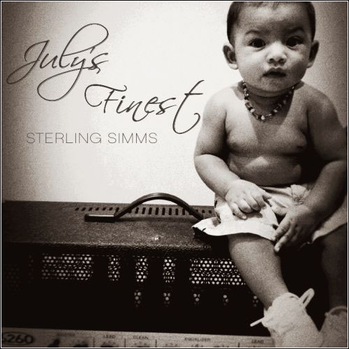 "Sterling Simms ""July's Finest"" (Mixtape)"