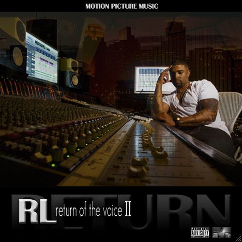 RL Return of The Voice II Mixtape