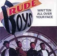 "Classic Vibe: Rude Boys ""Written All Over Your Face"" (Produced by Gerald Levert) (1991)"