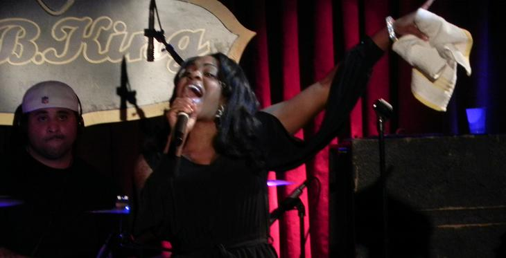 Event Recap: R&B Spotlight Hosted by Lil' Mo at BB King's in NYC 9/18/11