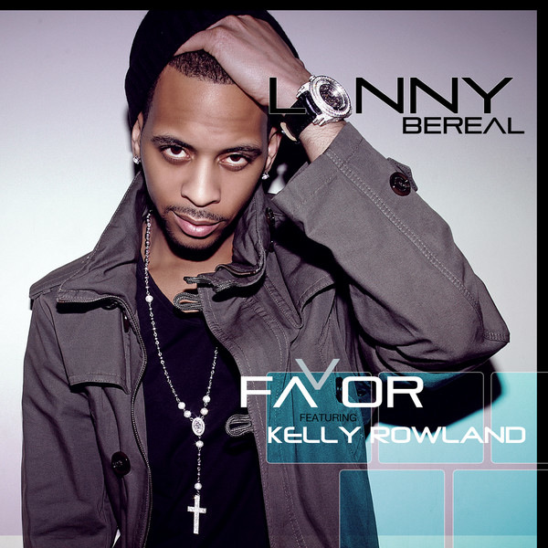 Lonny Bereal Favor Single Cover