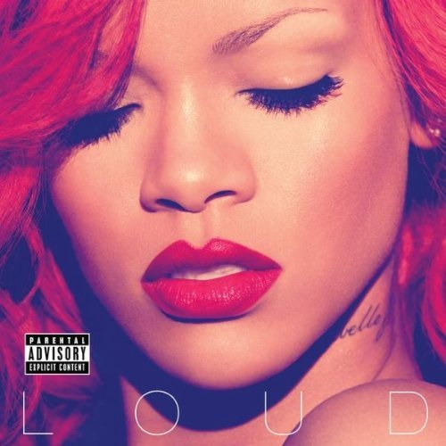 Rihanna Loud Album Cover