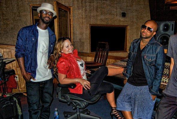 Exclusive: Jermaine Dupri Talks Upcoming Mariah Carey Album