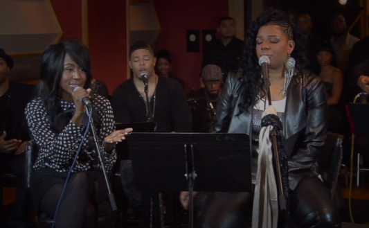 "Syleena Johnson ""Angry Girl"" featuring Tweet (Live Acoustic Video)"