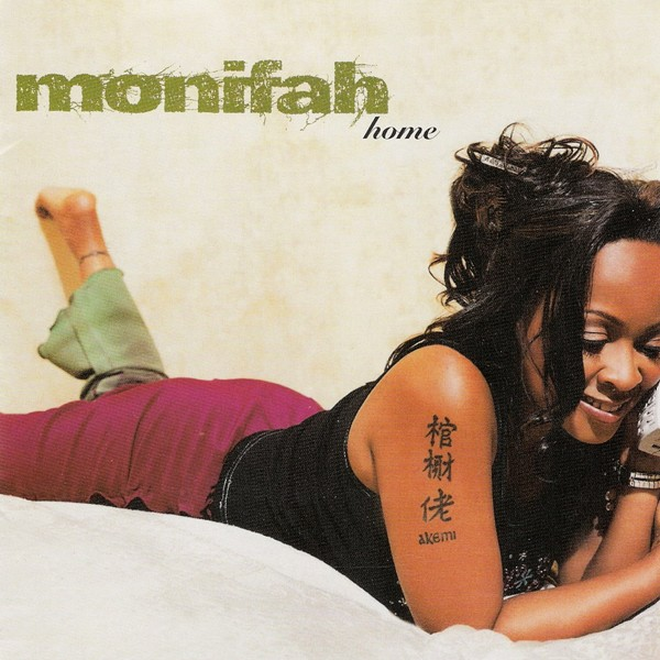 Monifah Home Album Cover