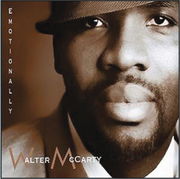 Walter McCarty Emotionally Album Cover