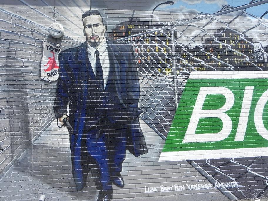 Bp1 for Big pun mural bronx