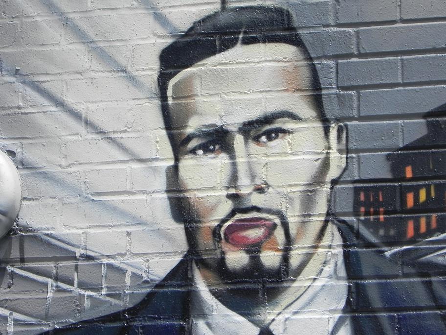 Bp7 for Big pun mural bronx