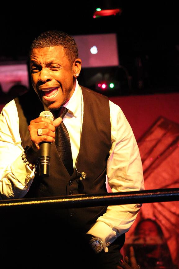 Keith Sweat Live Til the Morning Album Release NYC Nov 2011