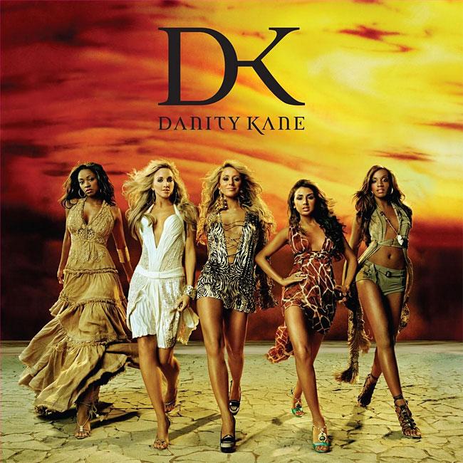 Danity Kane Danity Kane Album Cover