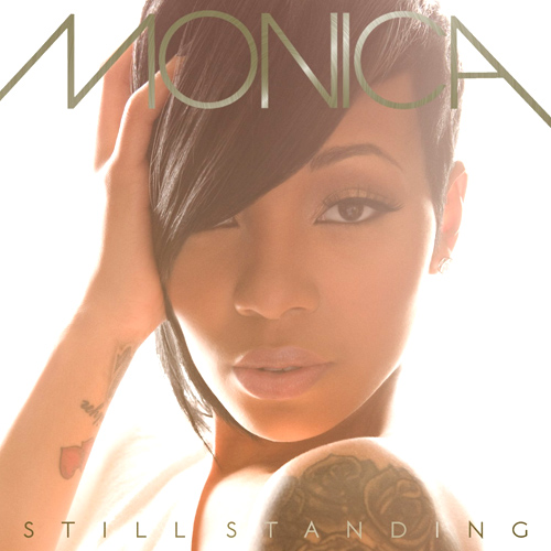 Monica Still Standing Album Cover