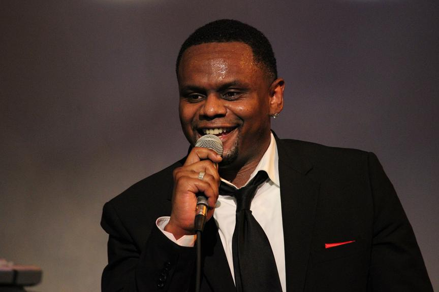Carl Thomas Live SOBs Dec 2011