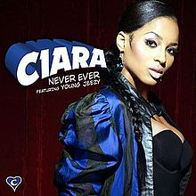 Ciara Never Ever