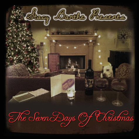 Stacy Barthe The Seven Days of Christmas