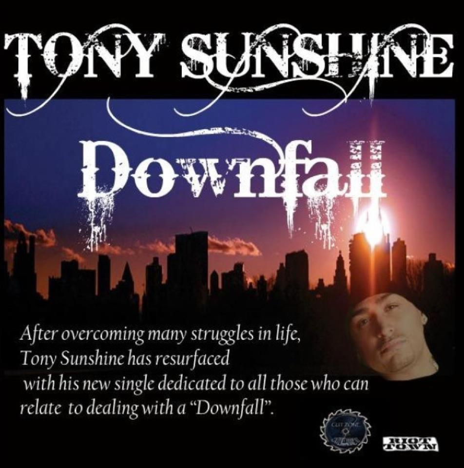 tony sunshine downfall