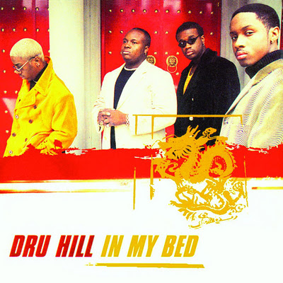 Dru Hill - In My Bed / Tell Me (House Mixes)