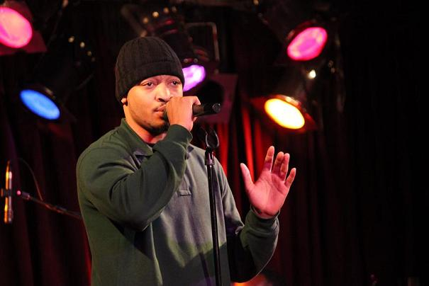 Event Recap & Photos: RnB Spotlight at BB King's in NYC featuring Que (formerly from Day 26)