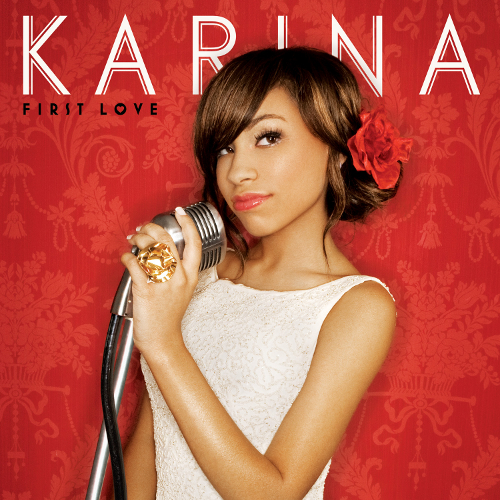 Karina Pasian First Love Album Cover