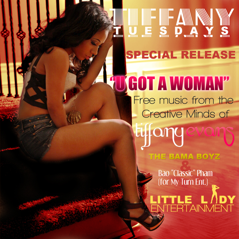 tiffany evans u got a woman