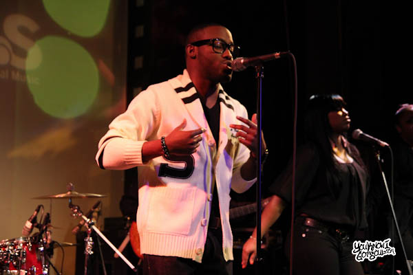 Event Recap & Photos: Sol Village at SOBs in NYC Hosted by Eric Roberson featuring Antoine Dunn
