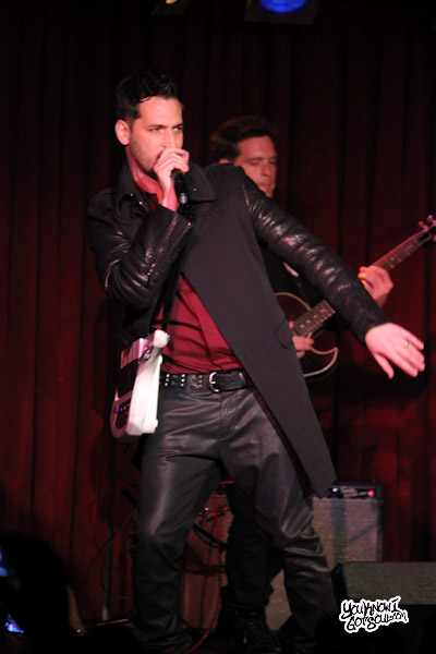 IMG 6671 Event Recap & Photos: Jon B. Performs at BB Kings in NYC 2/20/12